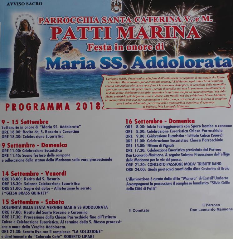 Festa-di-Maria-SS.-Addolorata---14-/-16-Settembre-2018